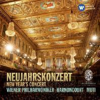 NEW YEAR'S CONCERT/ NIKOLAUS HARNONCOURT, RICCARDO MUTI [신년음악회 베스트]
