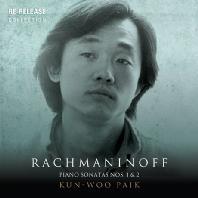 RACHMANINOV: PIANO SONATAS NOS.1 & 2 [라흐마니노프: 피아노 소나타] [재발매 컬렉션]
