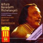 PIANO CONCERTO/ ARTURO BENEDETTI MICHELANGELI, DANIEL BARENBOIM