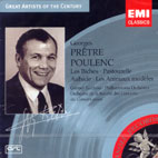 LES BICHES ETC/ GEORGES PRETRE [GREAT ARTISTS OF THE CENTURY]