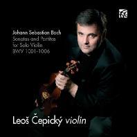 SONATAS AND PARTITAS FOR SOLO VIOLIN BWV 1001-1006/ LEOS CEPICKY [바흐: 무반주 바이올린 소나타와 파르티타 전곡 - 레오 체피츠키]