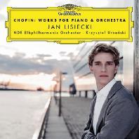CHOPIN: WORKS FOR PIANO & ORCHESTRA/ KRZYSZTOF URBANSKI [쇼팽: 피아노와 오케스트라를 위한 작품 - 얀 리시에츠키]