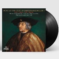 MUSIC AT THE COURT OF MAXIMILLIAN 1/ NIKOLAUS HARNONCOURT [막시밀리안 1세 궁정의 음악 - 아르농쿠르] [LP]