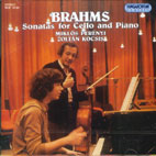 SONATAS FOR CELLO AND PIANO/ MIKLOS PERENYI