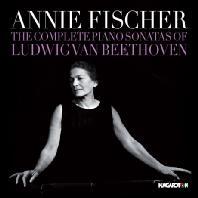 PIANO SONATAS COMPLETE/ ANNIE FISCHER [베토벤: 피아노 소나타 전곡 - 애니 피셔]