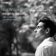 PIANO CONCERTOS 2 & 3/ YEVGENY SUDBIN, SAKARI ORAMO [SACD HYBRID] [라흐마니노프: 피아노 협주곡 2, 3번 - 예프게니 수드빈]