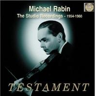 THE STUDIO RECORDINGS 1954-1960 [마이클 래빈: EMI 레코딩 전집]