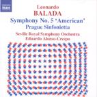 SYMPHONY NO.5/ PRAGUE SINFONIETTA/ EDUARDO ALONSO-CRESPO