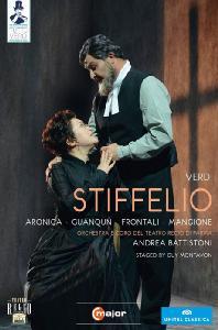 STIFFELIO/ ANDREA BATTISTONI [TUTTO VERDI 15] [베르디: 스티펠리오]