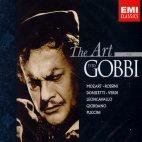 THE ART OF TITO GOBBI/ FAVORITE 23 DUETS & ARIAS