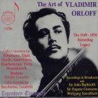 THE ART OF VLADIMIR ORLOFF