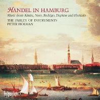 IN HAMBURG/ THE PARLEY OF INSTRUMENTS, PETER HOLMAN [헨델: 함부르크에서 - 팔리 오브 인스트러먼츠]
