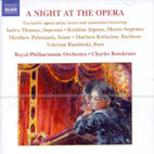 A NIGHT AT THE OPERA/ CHARLES ROSEKRANS