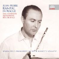IN PRAGUE: THE COMPLETE SUPRAPHON RECORDINGS [프라하의 장 피에르 랑팔: 수프라폰 레코딩 전집]
