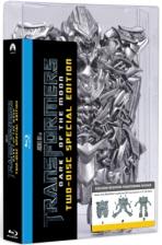 트랜스포머 3: BD+DVD 콤보팩 [메가트론 토이케이스] [TRANSFORMERS: DARK OF THE MOON]