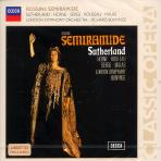 SEMIRAMIDE/ JOAN SUTHERLAND/ RICHARD BONYNGE