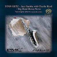 JAZZ SAMBA WITH CHARLIE BYRD & BIG BAND BOSSA [SACD HYBRID]
