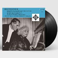 COMPLETE MUSIC FOR CELLO AND PIANO NO.3/ LUDWIG HOELSCHER, ELLY NEY [베토벤: 첼로를 위한 작품 전집 2집 - 루드비히 휄셔, 엘리 나이] [180G LP]
