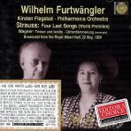 FOUR LAST SONGS/ TRISTAN UND ISOLDE/ WILHELM FURTWANGLER