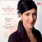 THE ROMANTIC CLARINET/ GREGOR BUHL [샤론 캄: 클라리넷 협주곡]