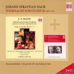 CHRISTMAS ORATORIO BWV 248/ LUDWIG GUTTLER [바흐: 크리스마스 오라토리오]