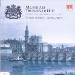 MUSIC FOR THE DRESDEN COURT/ VIRTUOSI SAXONIAE/ LUDWIG GUTTLER