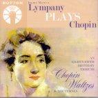 WALTZES & NOCTURNES/ LYMPANY PLAYS CHOPIN