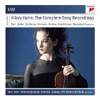 THE COMPLETE SONY RECORDINGS [SONY MASTERS] [힐러리 한: 소니 레코딩 전집]