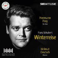 WINTERREISE/ HERMANN PREY, HELMUT DEUTSCH [슈베르트: 겨울나그네]