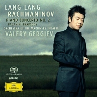 PIANO CONCERTO NO.2 & RHAPSODY ON A THEME OF PAGANINI/ LANG LANG, VALERY GERGIEV [SACD HYBRID] [라흐마니노프: 피아노 협주곡 2번 - 랑랑, 게르기에프]