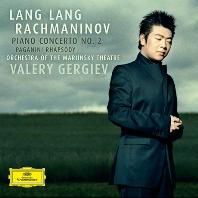 PIANO CONCERTO NO.2 & RHAPSODY ON A THEME OF PAGANINI/ LANG LANG, VALERY GERGIEV [라흐마니노프: 피아노 협주곡 2번, 파가니니 랩소디 - 랑랑, 게르기에프]