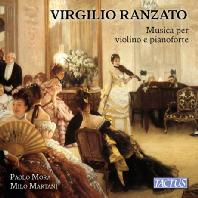 MUSIC FOR VIOLIN & PIANO/ PAOLO MORA, MILO MARTANI [란차토: 바이올린과 피아노를 위한 음악]