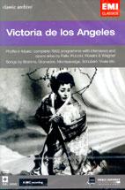 VICTORIA DE LOS ANGELES/ VICTORIA DE LOS ANGELES