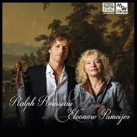 RALPH ROUSSEAU & ELEONORE PAMEIJER [랄프 루소 & 엘레노어 파메이에르: 첼로, 플룻 연주집]