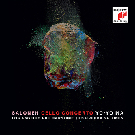 CELLO CONCERTO/ LOS ANGELES PHILHARMONIC, YO-YO MA [살로넨: 첼로 협주곡 - 요요마]