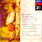 14 OVERTURES/ RICCARDO CHAILLY