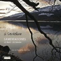 LAMENTATIONES/ IL GARDELLINO, MARCEL PONSEELE