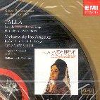 LA VIDA BREVE ETC/ VICTORIA DE LOS ANGELES (GREAT RECORDINGS OF THE CENTURY)