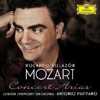 CONCERT ARIAS/ ROLANDO VILLAZON, ANTONIO PAPPANO
