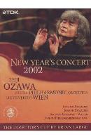 NEW YEAR`S CONCERT 2002/ SEIJI OZAWA [2002 신년 음악회: 빈 필하모니 - 세이지 오자와]