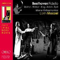 FIDELIO - 1983 LIVE/ LORIN MAAZEL [베토벤: 피델리오]