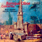 BAROQUE OBOE CONCERTOS/ IL GARDELLINO