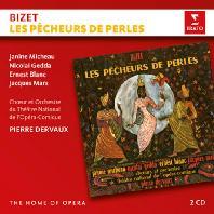 LES PECHEURS DE PERLES/ PIERRE DERVAUX [THE HOME OF OPERA] [비제: 진주조개잡이]