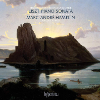 PIANO SONATA/ MARC-ANDRE HAMELIN [리스트: 피아노 소나타 - 아믈랭]