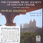 SERENADE/ THE CHAMBER MUSIC SOCIETY OF LINCOLN CENTER