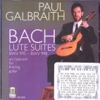 LUTE SUITES/ PAUL GALBRAITH