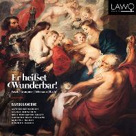 ER HEISSET WUNDERBAR/ BAROKKANERNE, ALFREDO BERNARDINI [독일 바로크 음악: 바흐, 텔레만, 그라우프너, 파슈 - 바로크카네르네]