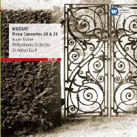 PIANO CONCERTOS 20 & 23/ ADRIAN BOULT [RED LINE] [모차르트: 피아노 협주곡]