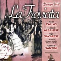 LA TRAVIATA/ GABRIELE SANTINI [베르디: 라 트라비아타]