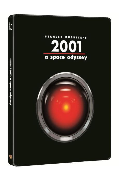 2001 스페이스 오디세이 S.E [스틸북 한정판] [2001: A SPACE ODYSSEY]